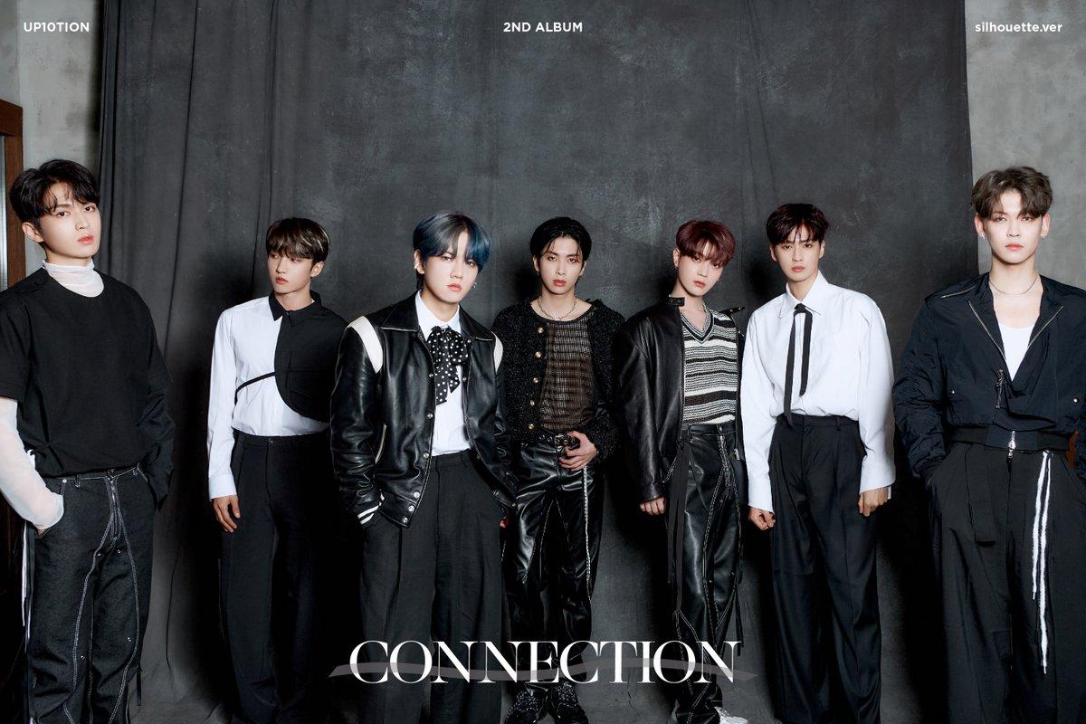 up10tion, grupo de k-pop, hace su comeback con connection el 14 de junio