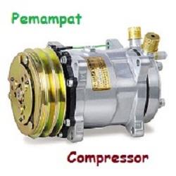 sistem_aircon_kereta_compressor