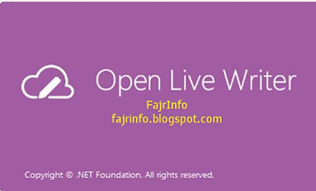 Windows Live Writer Berubah Menjadi Open Live Writer?