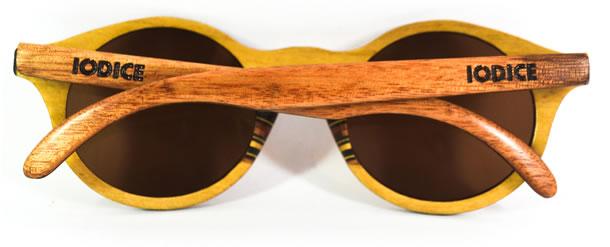 Óculos de Sol Iódice e Sunset Wood