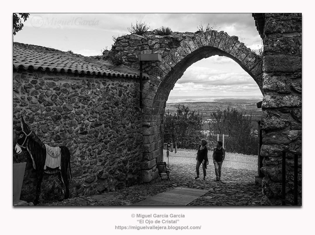 Castelo Rodrigo, Porta do Sol.