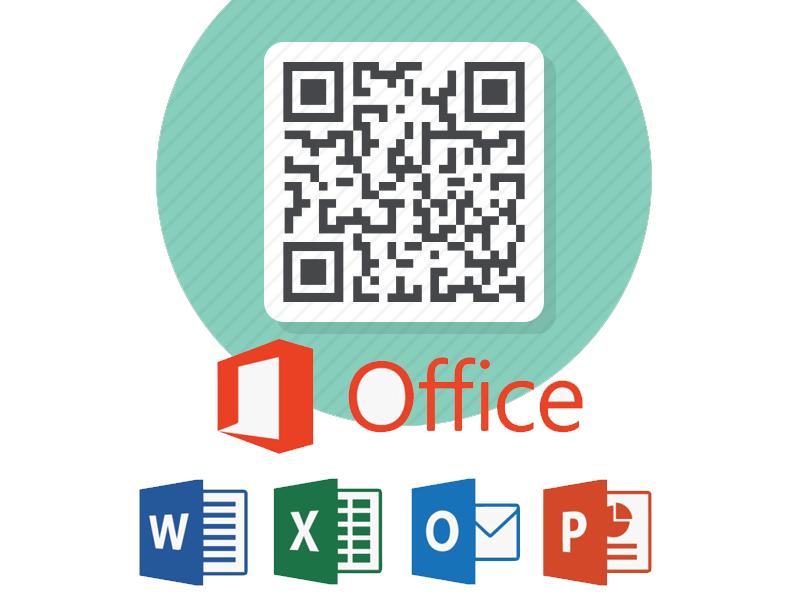 Cara Membuat QR Code Di MS.Office (MS. Word, Ms. Excel & Ms. Power Point)
