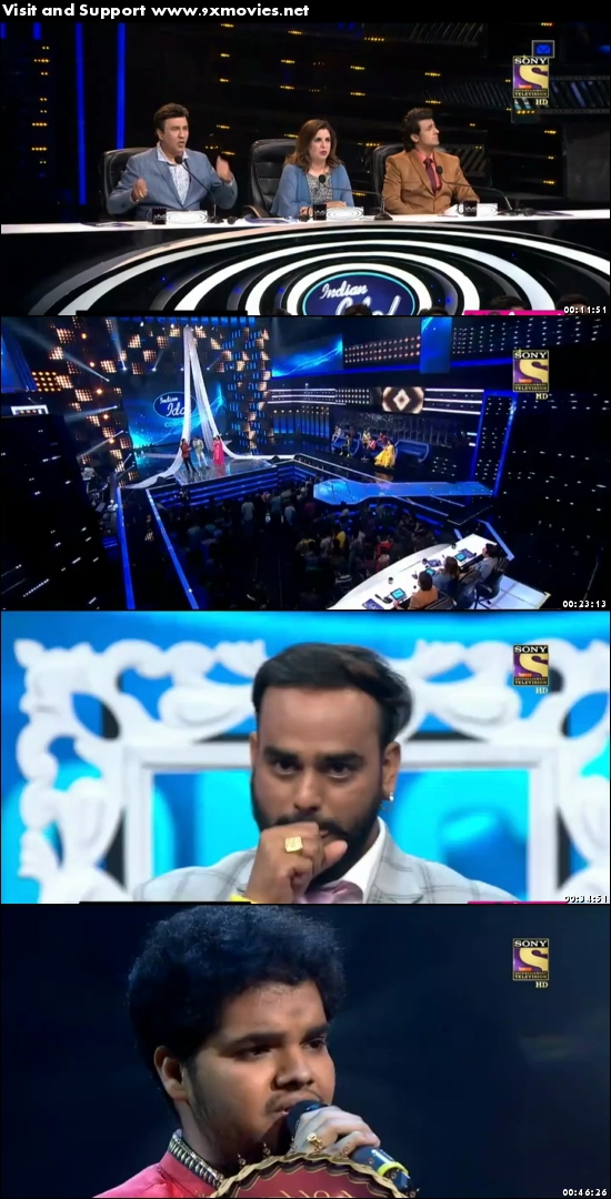 Indian Idol 12 Feb 2017 HDTV 480p