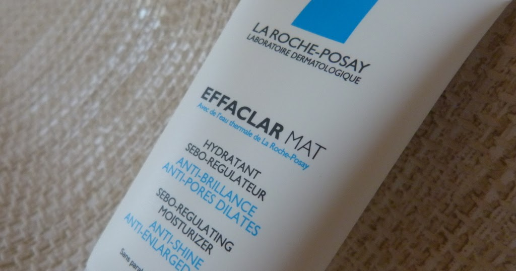 Oily Skinned Ladies Take Notice Effaclar Mat From La