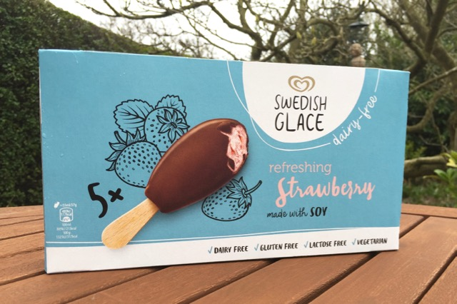 Swedish Glace 'Choc Ice' Lollies