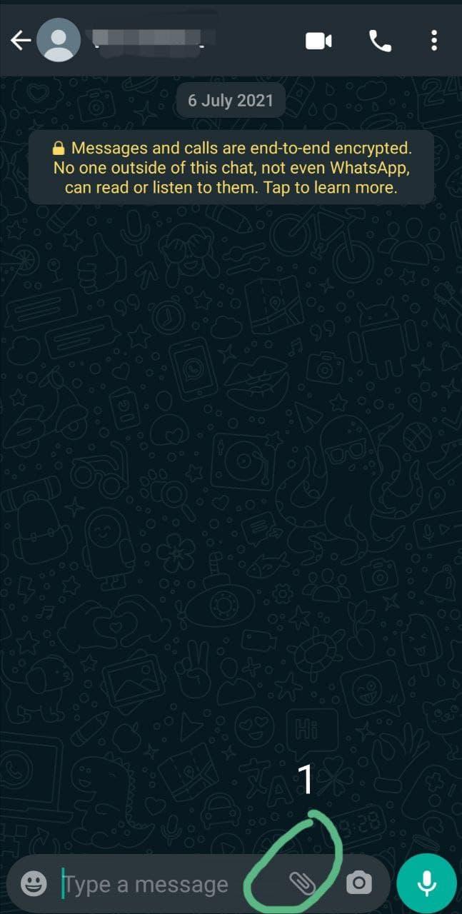 whatsapp resolusi penuh