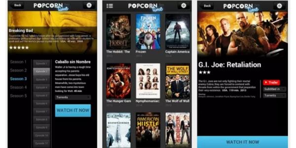 Aplikasi Nonton TV GRATIS Android & iPhone