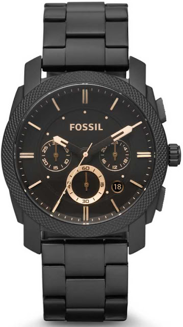 Fossil FS4682 Machine Analog Watch