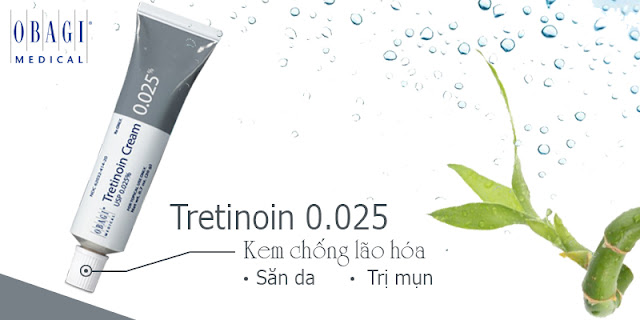Tretinoin 0.025 obagi