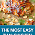 The Most Easy Thai Chicken
