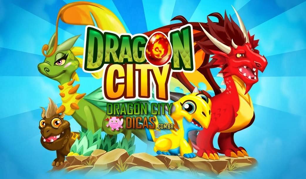 Como jogar o Dragon City Android ou iOS em seu Computador