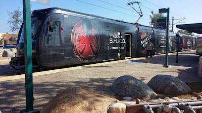 Comic-Con: 'Marvel's Agents of S.H.I.E.L.D.' promotion begins