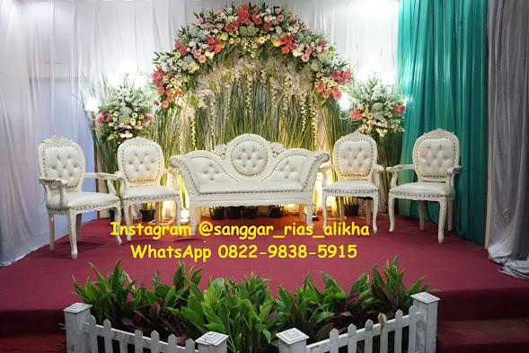 Rias Pengantin Jawa, Pejaten, Ragunan, Paket Akad Nikah Murah, Pernikahan Lengkap, Dekorasi Backdrop | Rumah Gedung Aula