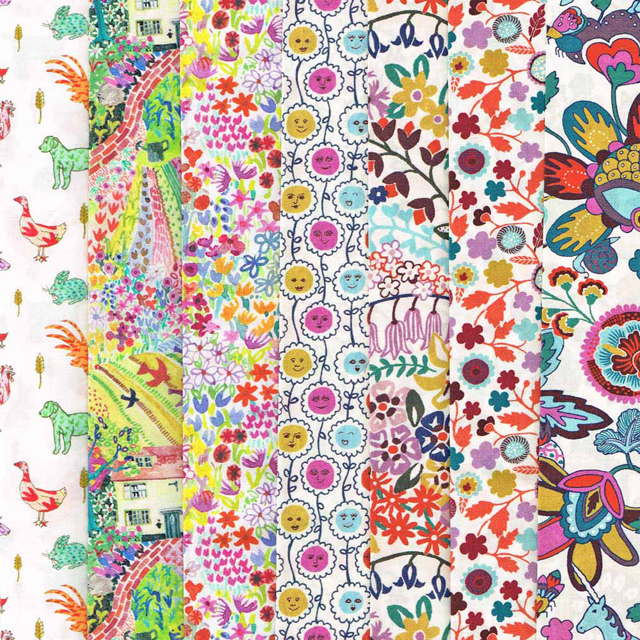 Liberty of London ~ Little Land of Rhyme collection Autumn/Winter 2017