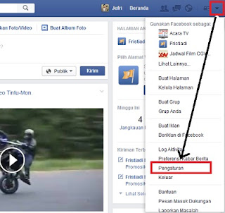 Cara Mematikan Autoplay Video Facebook #1