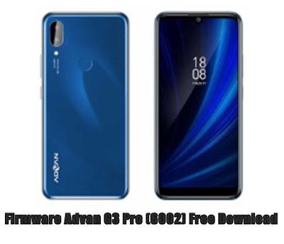 Firmware Advan G3 Pro (6002) Free Download