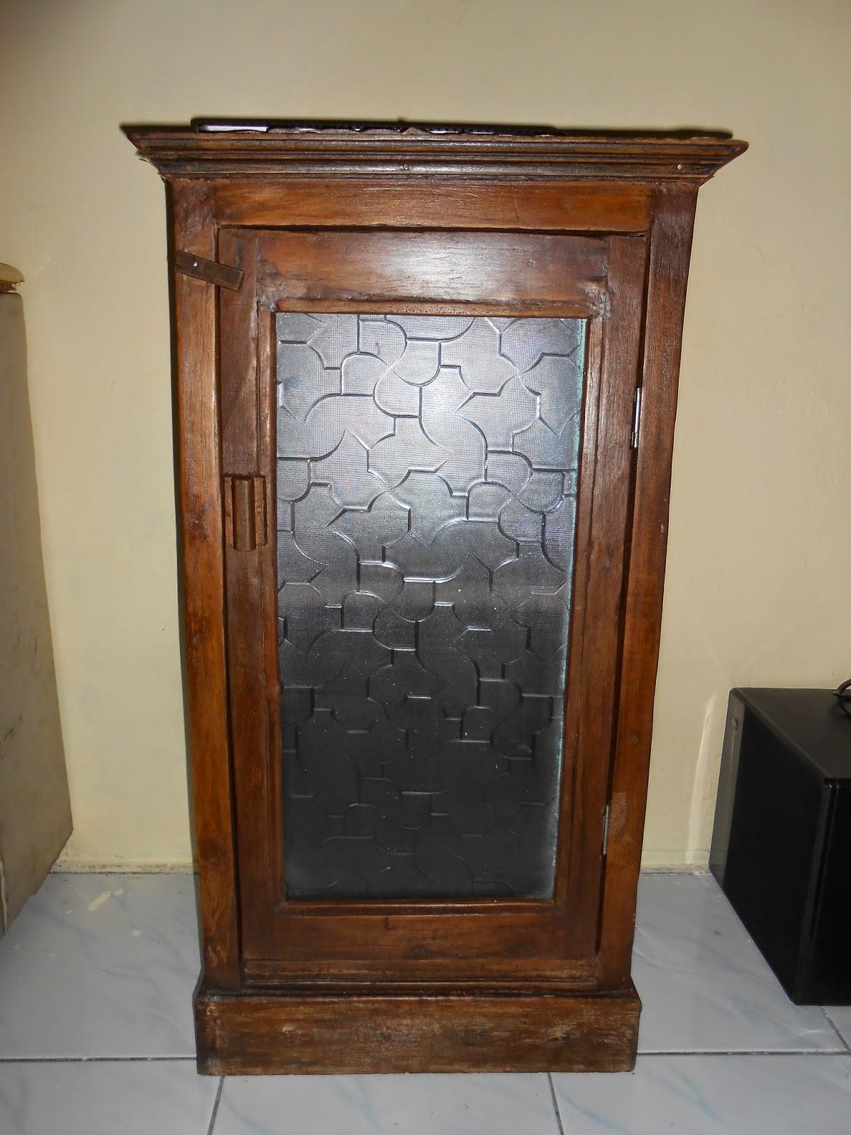 Teak Mini Cabinet