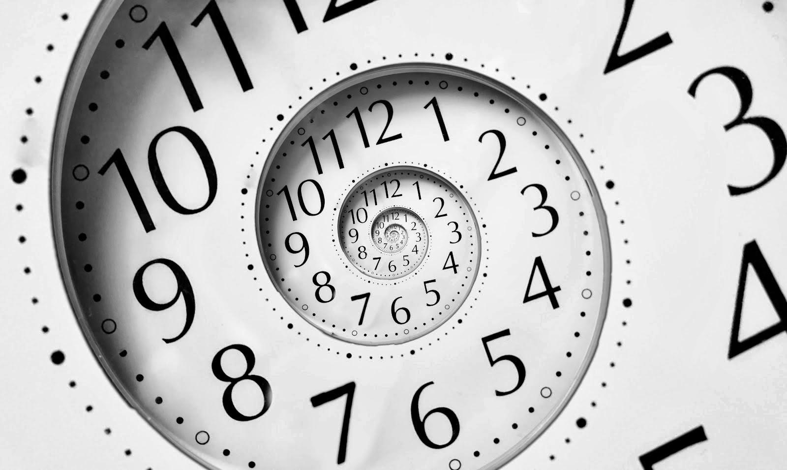 Kau adalah Waktu yang Engkau Habiskan