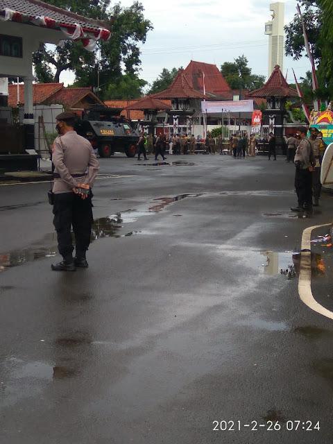 Gubernur Jateng Resmi Lantik Agung - Mansur Jadi Bupati dan Wabup Kabupaten Pemalang