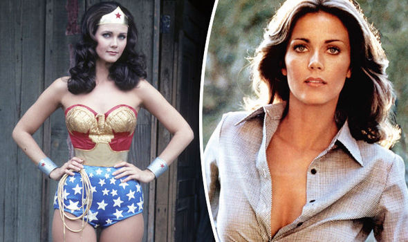 JEFusion   Japanese Entertainment Blog - The Center of Tokusatsu: Original Wonder  Woman Actress Lynda Carter In Negotiation To Reprise Role In The Flash Movie