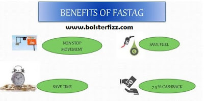 fastag benefits