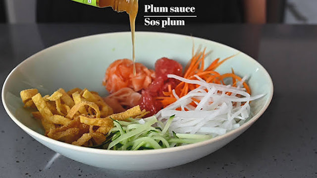 how to make yee sang