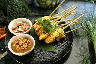 #Resep Ramadan: Sate Ayam Bumbu Serai
