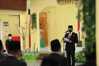 Wali Kota Meminta Pejabat untuk Mengelaborasi Visi MisiWali Kota Meminta Pejabat untuk Mengelaborasi Visi Misi