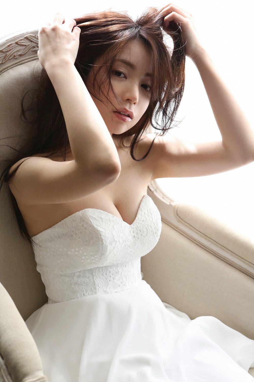 Image Japanese Actress - Miu Nakamura - YS Web Vol.763 - TruePic.net - Picture-9