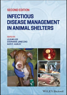 Infectious Disease Management in Animal Shelters, 2nd Edition