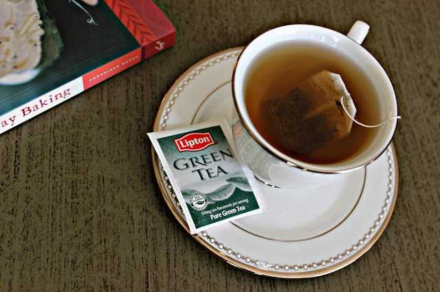 LIPTON GREEN TEA BENEFITS