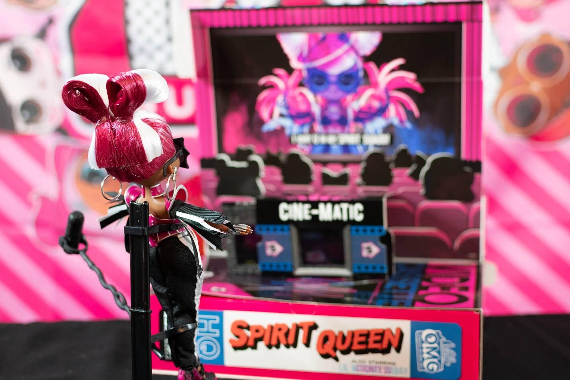 lol doll spirit queen