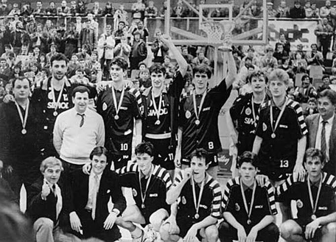 Sećanje na 23. mart 1989. godine i Partizanov treći trofej Radivoja Koraća! (VIDEO)