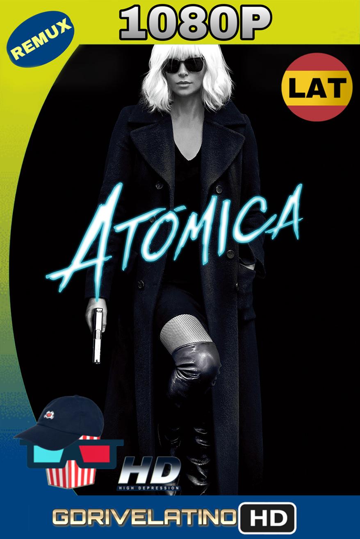Atómica (2017) REMUX 1080p (Latino-Inglés) MKV