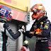 Max Verstappen se lleva la pole en la húmeda clasificación de Spa