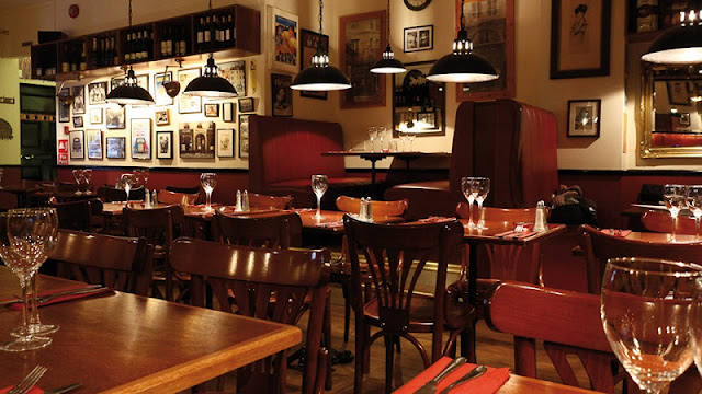 Restaurante Chez Max, Dublin