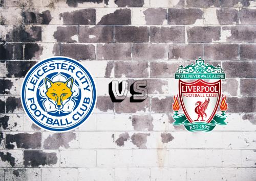 Leicester City vs Liverpool  Resumen y Partido Completo