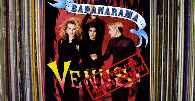 Storia e origine della cover di ''Venus'' delle Bananarama