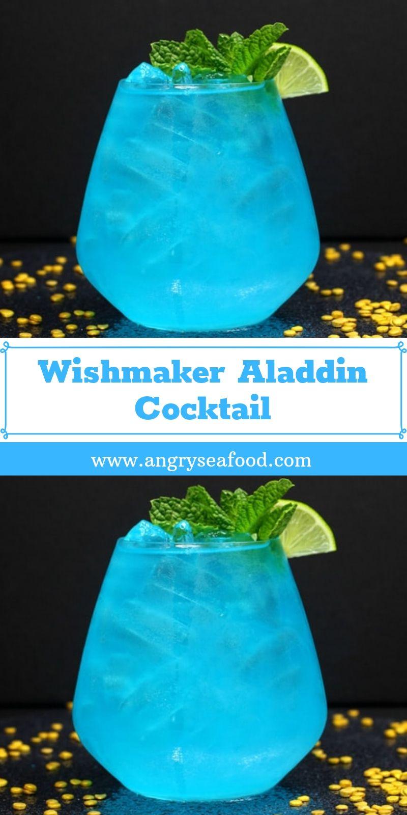 Wishmaker Aladdin Cocktail