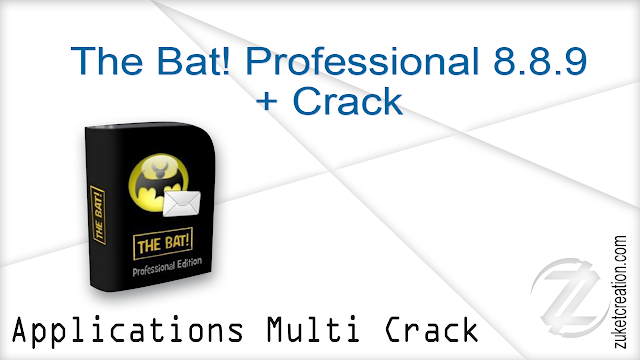 The Bat! Professional 8.8.9 + Crack   |  69 MB