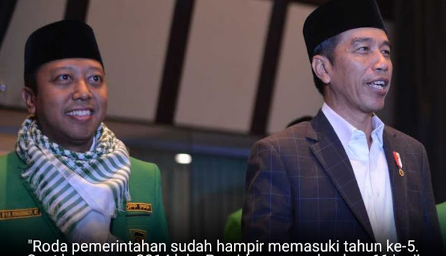 Ini 66 Janji Jokowi yang Telah Terealisasi Selama Lima Tahun