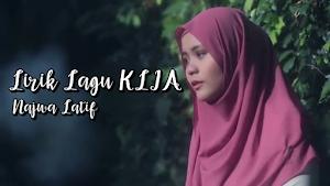 Lirik Lagu KLIA (Kau Lupa Itu Aku)- Najwa Latif