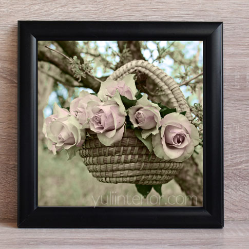 Roses, still life framed print, wall frame in port harcourt, Nigeria
