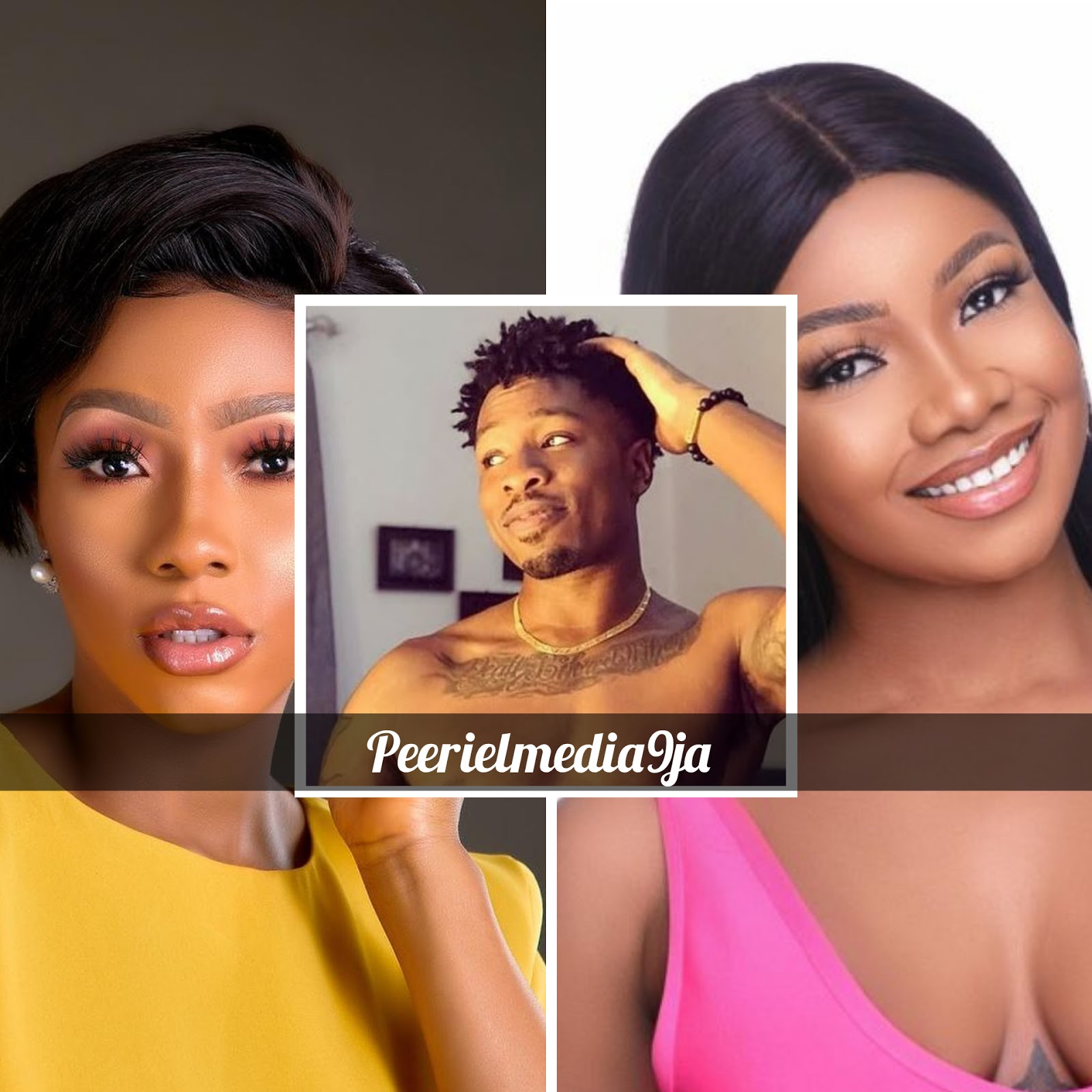 Unbelievable!! IKE likes Tacha Post That Shades His Girlfriend Mercy.