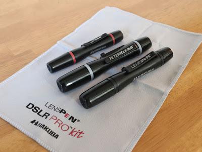 ハクバ レンズペン3 プロキット ブラック KMC-LP17BKT