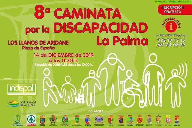8ª Caminata por la discapacidad de La Palma