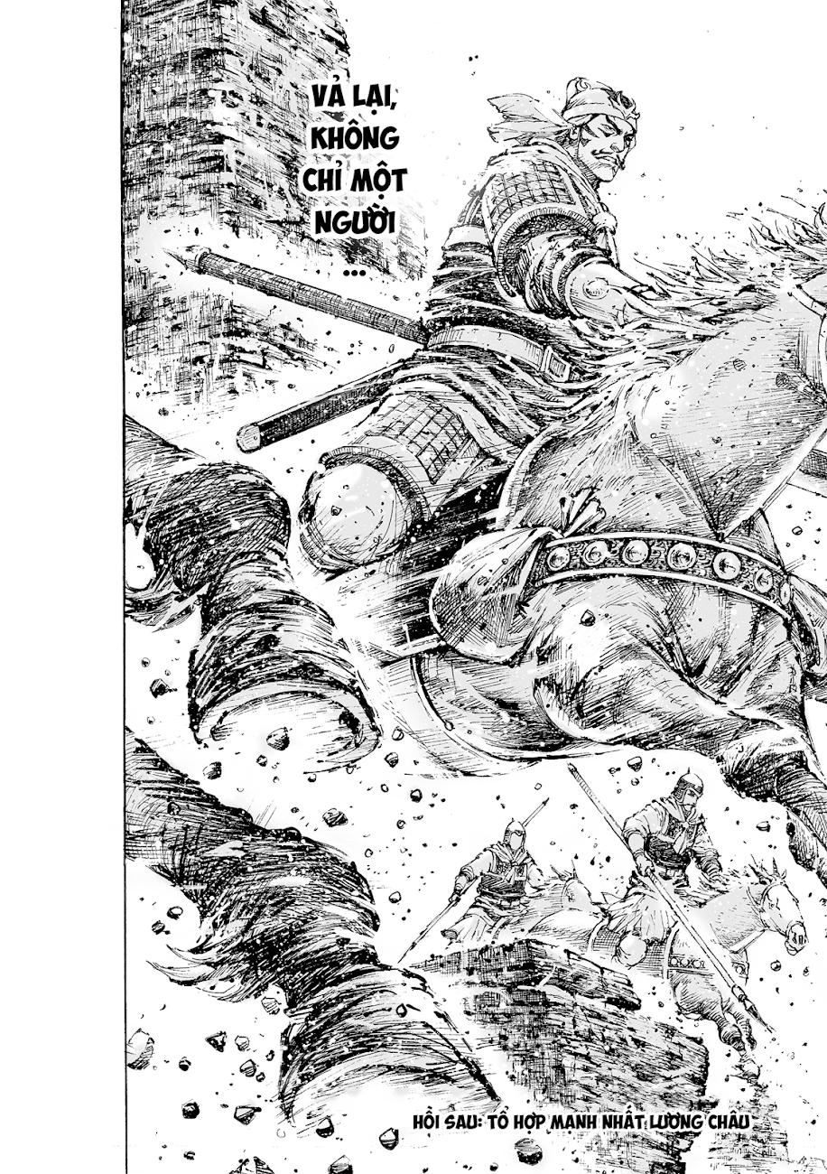 Hỏa phụng liêu nguyên Chương 549: Mã trung binh pháp trang 24