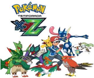 Pokémon - Temporada 19 - Español Latino [Ver Online]