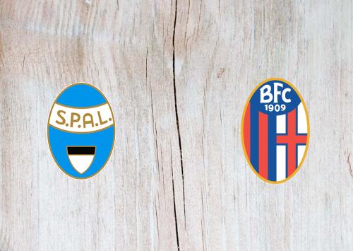 SPAL vs Bologna -Highlights 25 January 2020