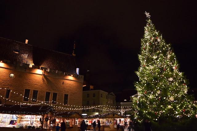 Tallinn, Estonia's 2016 Christmas market